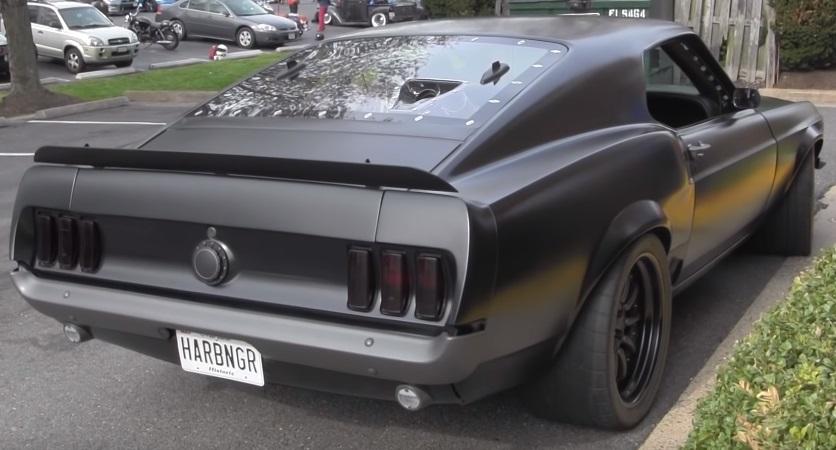 Stunning Agent 47 Harbinger Mustang LOUD 3.jpg