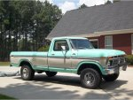 1977 Ford F150 4x4 Regular Cab