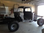 1966 Ford F100 Project