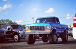 Blue 1979 Ford F-150 4x4 On Super Swampers 5.jpg