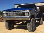 1973 Ford F-250 Highboy Crewcab 7.3L Powerstroke Built From Ground Up 4.jpg