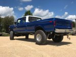 1973 Ford F-250 Highboy Crewcab 7.3L Powerstroke Built From Ground Up 5.jpg