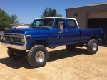 1973 Ford F-250 Highboy Crewcab 7.3L Powerstroke Built From Ground Up 8.jpg