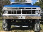 1973 Ford F-250 Highboy Crewcab 7.3L Powerstroke Built From Ground Up 9.jpg