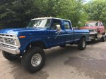 1973 Ford F-250 Highboy Crewcab 7.3L Powerstroke Built From Ground Up 10.jpg