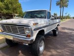 1968 Ford F-250 Highboy it's on sale