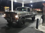 Ford Truck F150 1970 Ranger Has a 427 4 Speed 2.jpg