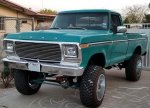 1977 F150 Short Bed 4x4 With a 460  3.jpg