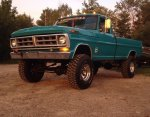 Ford Swiss Aqua 1972 F100 With a 390ci 4x4 2.jpg