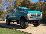 Ford Swiss Aqua 1972 F100 With a 390ci 4x4 8.jpg