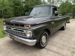 1966 Ford F-100 352 V8 With C6 Automatic For Sale