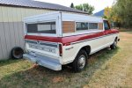 1973 Ford F 350 Camper Special
