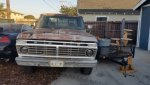 Ford f100 1977 king cab, 302 engine , C6 3gears