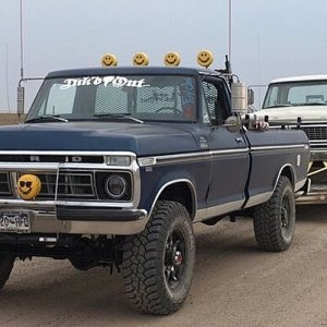 1977 F250 Highboy Built 390